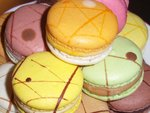 Unsere Macarons